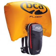 AIRBAG РАНИЦА BCA FLOAT 22 BLACK с БУТИЛКА