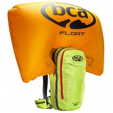 AIRBAG РАНИЦА BCA FLOAT 22 ION GREEN с БУТИЛКА