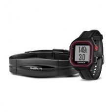 Forerunner® 25 large (black / red) + pulsometer