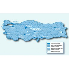 City Navigator® Europe NT - Turkey