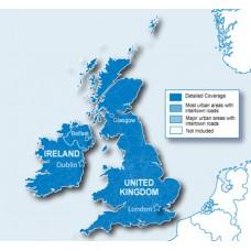 City Navigator® Europe NT – Great Britain / Ireland