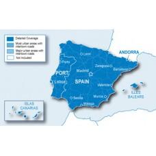 City Navigator® Europe NT – Испания/Португалия