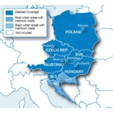 City Navigator® Europe NT – Eastern Europe 'The Big 5'