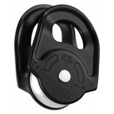 Pulley RESCUE Black