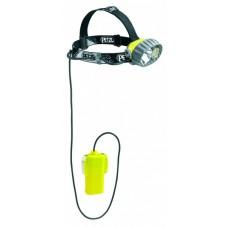 Челна лампа Petzl DUOBELT LED 14