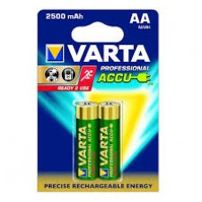 Varta Акумулаторни батерии Professional Accu 2600 mAh  ready 2 use - 2бр